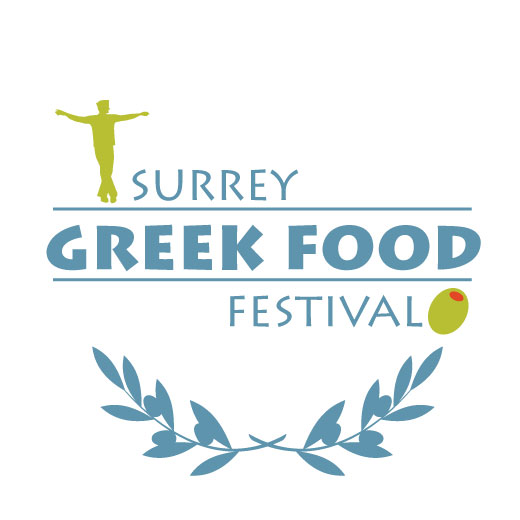 Surrey Greek Food Festival Logo
